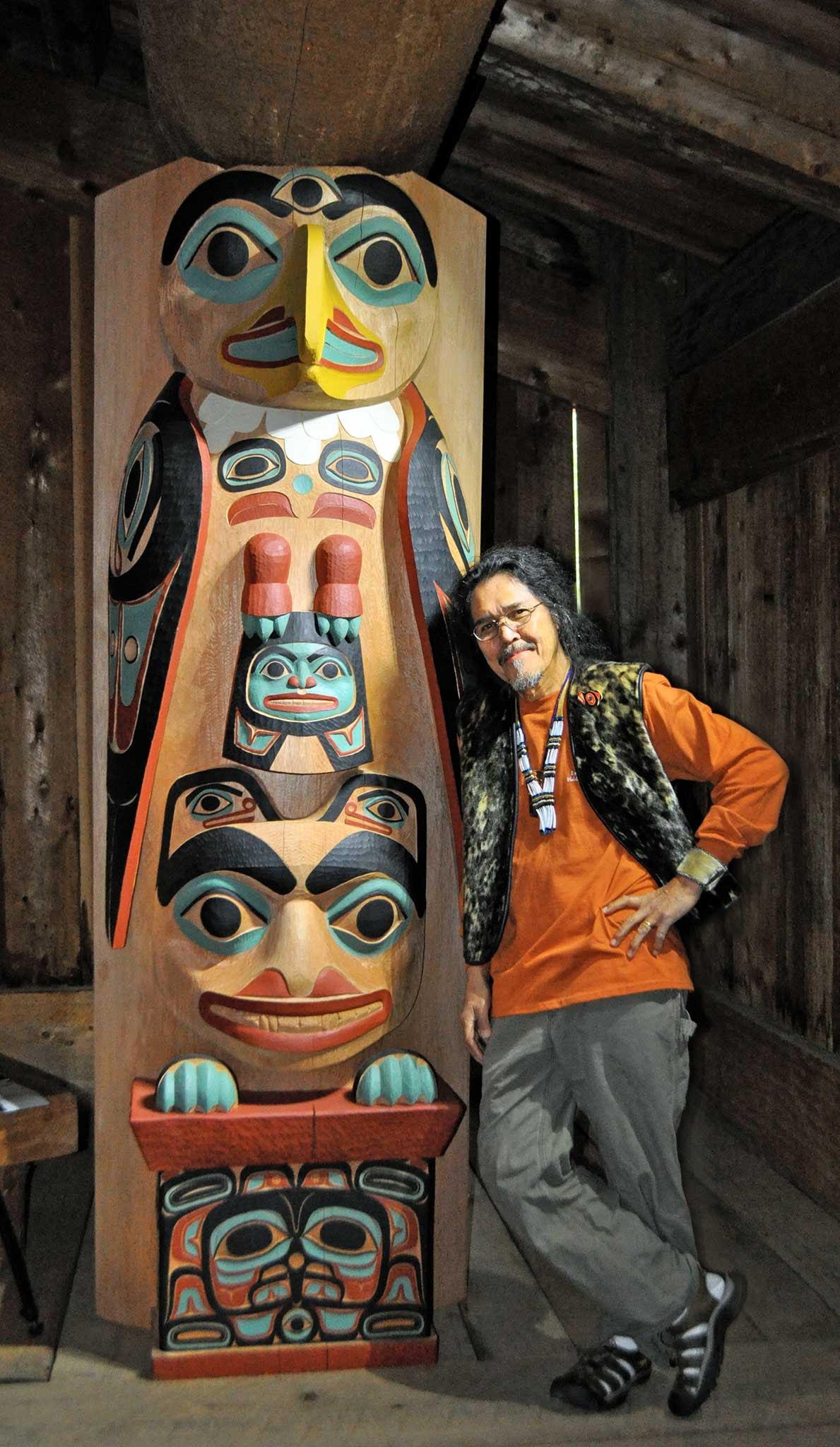 Israel Shotridge - Native Arts and Cultures Foundation