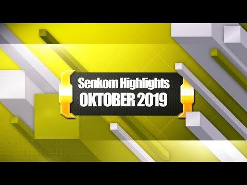 Video Senkom Mitra Polri Highlights - Oktober 2019