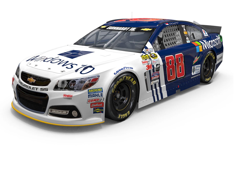Hendrick Motorsports teams with Microsoft to drive ...