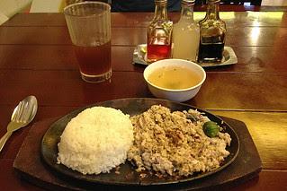 Manila - Chic Boy Bangus Sisig