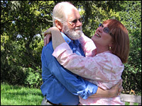 J.D. and Teena Miller took part in the Love Study at the Institute of Noetic Sciences in California.
