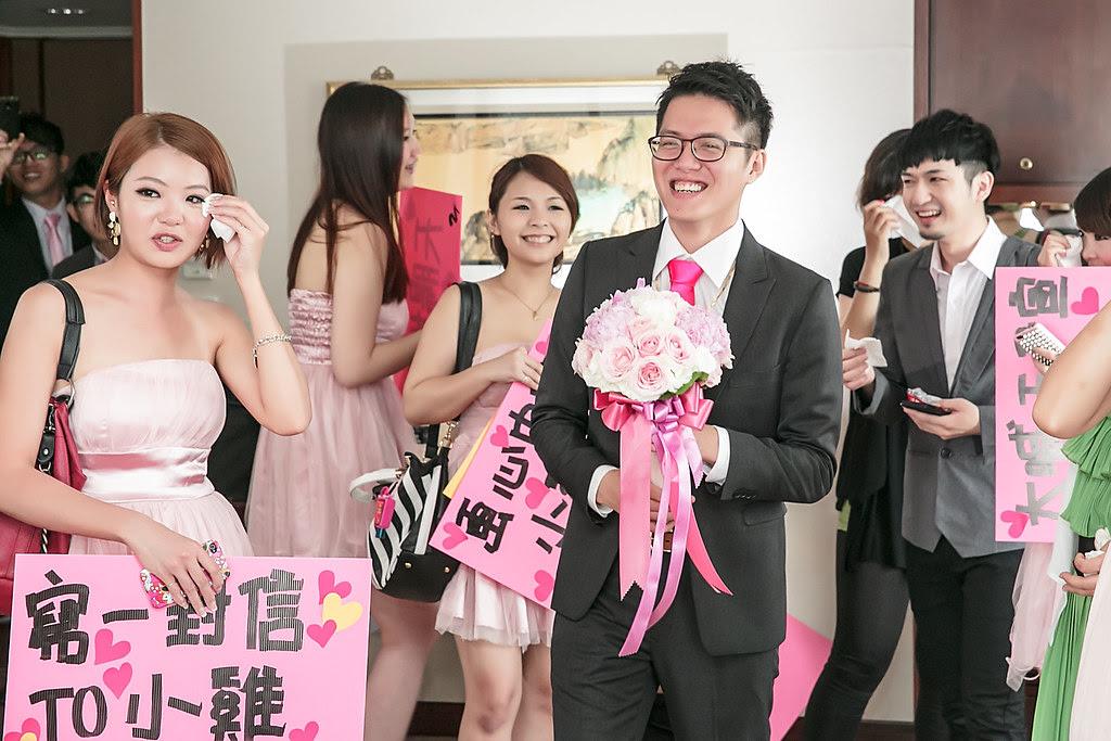 學誠&尹宣 浪漫婚宴 (22)