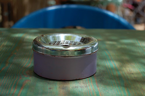 just an ashtray