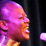 Lyon : la reine du gospel Sabine Kouli sur la scène du Radiant