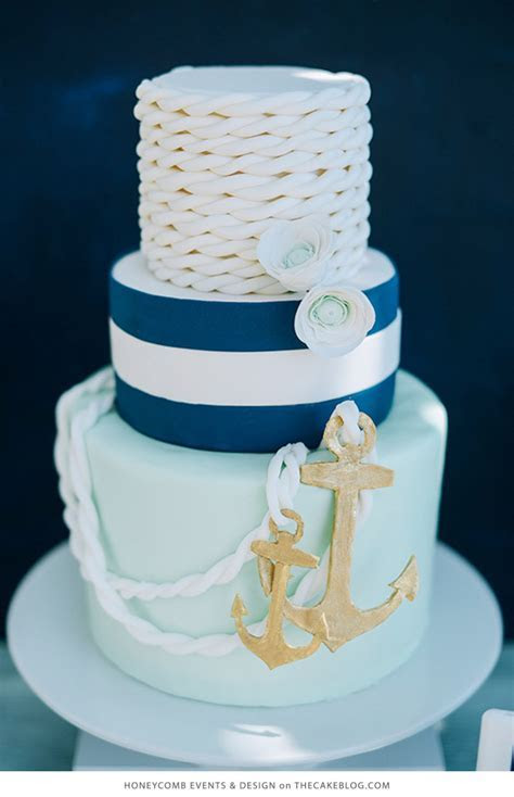 15 Nautical Rope Wedding Cakes ? DIY Weddings Magazine