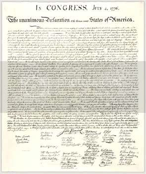 Declaration of Independence: click to read more