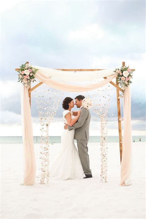 Destination Vintage, DIY Wedding   HILTON CLEARWATER BEACH