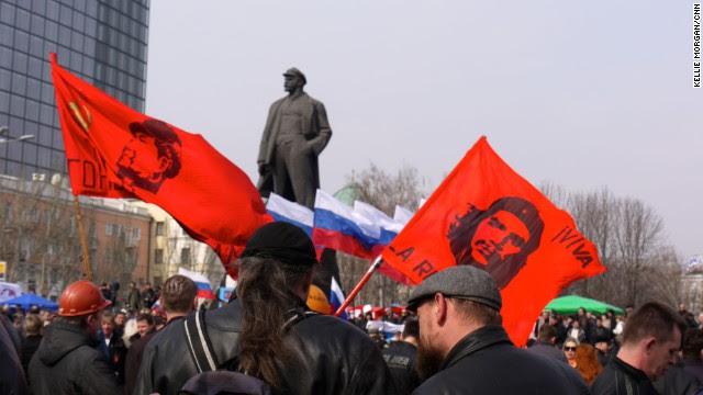 Ucrania: Continúa una aguda lucha entre fuerzas reaccionarias y antifascistas