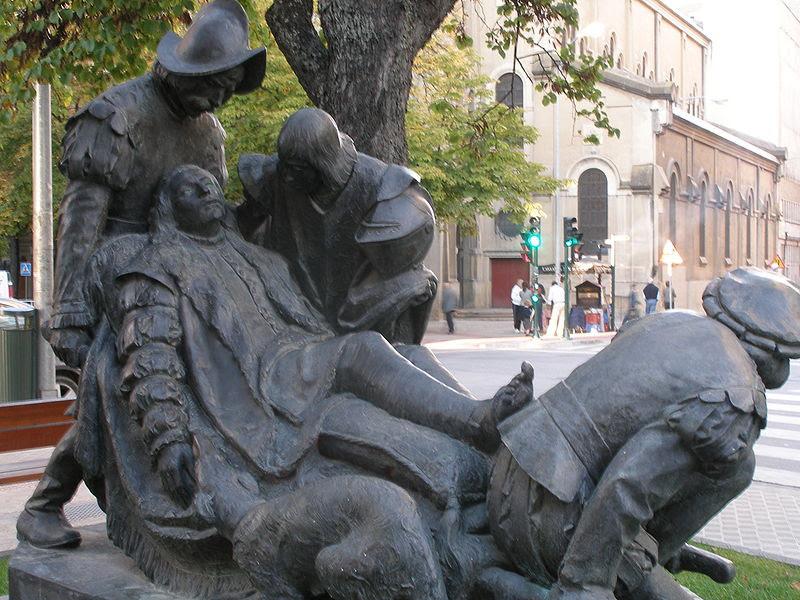 Archivo:San Ignacio. Pamplona.JPG