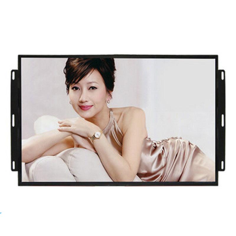 Custom 17 Inch Open Frame Lcd Display Digital Signage For Kiosk