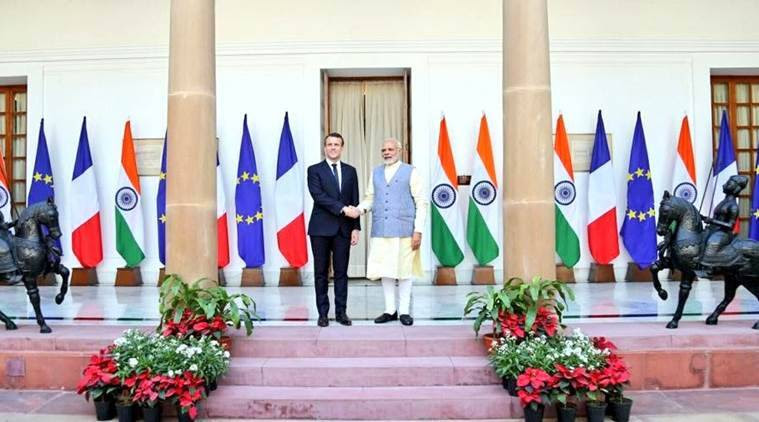 India, France ink 14 pacts to bolster partnership in areas of security, nuclear energy