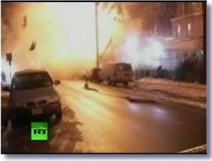gas main explosion 300x228 Hurricane Sandy Destroys Republican Ideology