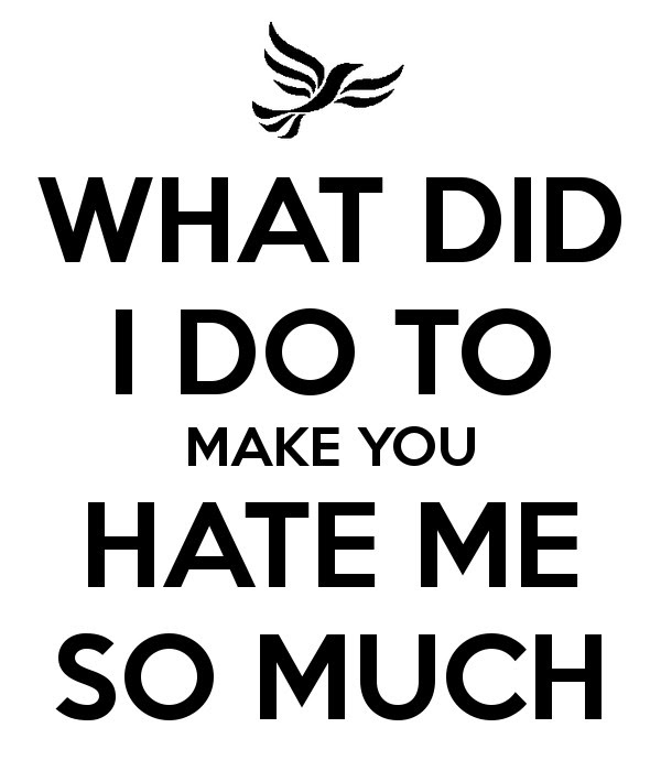 Why You Hate Me Quote Quote Number 703067 Picture Quotes
