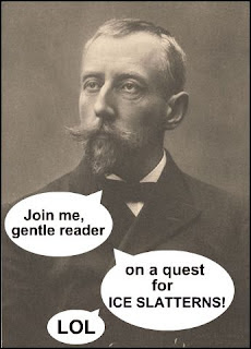 Roald Amundsen: National hero, gentleman and King of Frottage