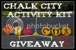 chalk city giveaway