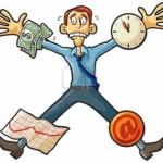 stres i nadmiar informacji
