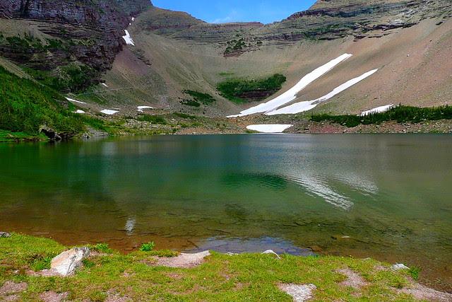 P1160635 Ptarmigan Lake, Glacier National Park