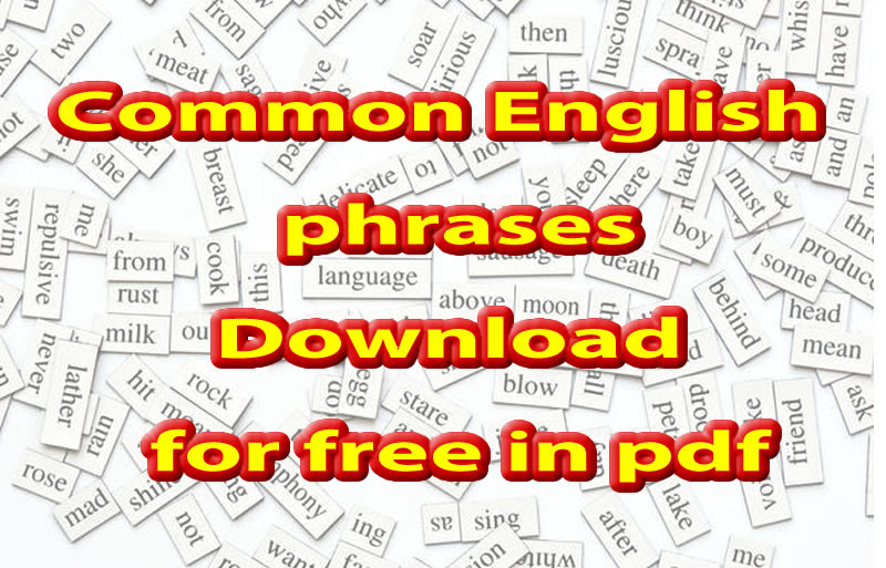 15 TUTORIAL PHRASE MEANING IN HINDI WITH VIDEO AND PDF
