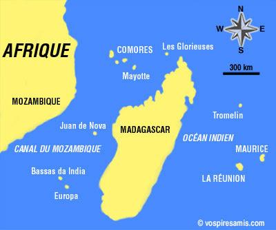 Portes Dafrique Escale Réunion