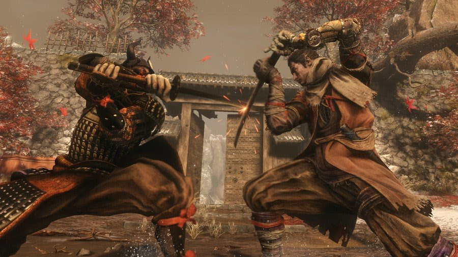 Sekiro: Shadows Die Twice PS4 PlayStation 4 3