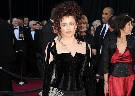 Helena Bonham Carter, indicada como atriz coadjuvante por O Discurso do Rei