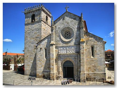 Igreja Matriz de Caminha by VRfoto