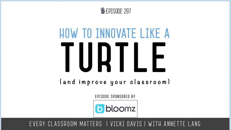 innovate like a turtle