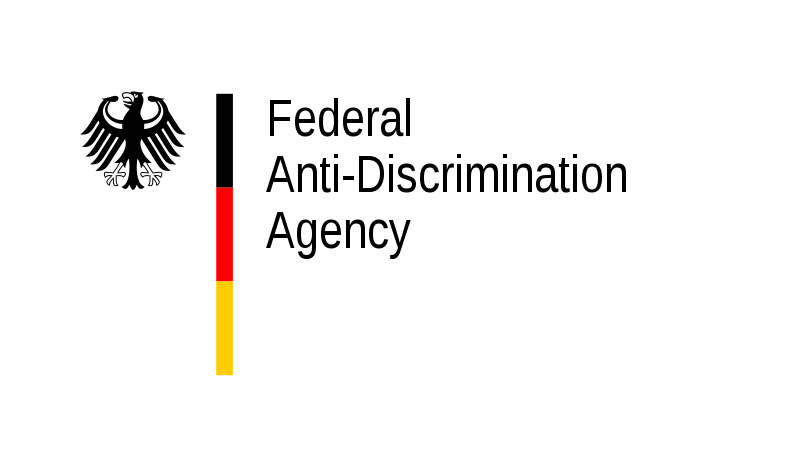 Antidiskriminierungsstelle des Bundes-Logo en