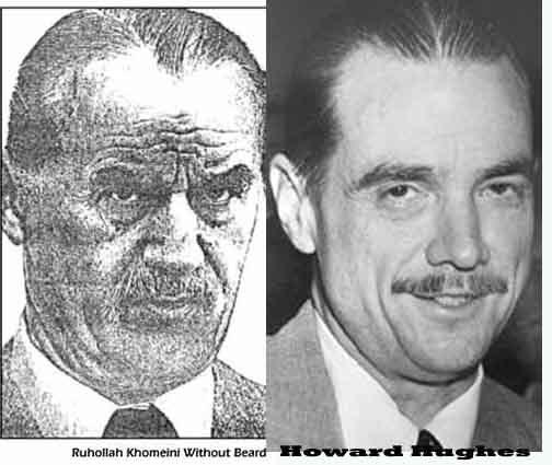 Howard Hughes Last Photo Traffic Club