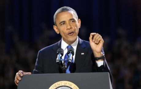 Obama, Kongreye fark attı