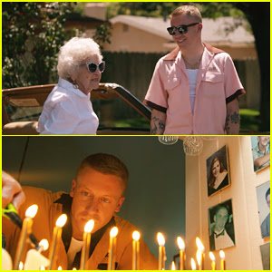 Macklemore Surprises His Grandmother In Touching 'Glorious' Music Video - Watch Here!