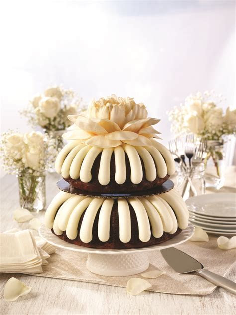 Nothing Bundt Cakes   Wedding Cake   Gaithersburg, MD