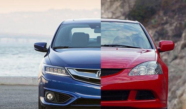 Acura Csx Type S Vs Civic Si