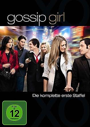 Gossip Girl - Die komplette erste Staffel [5 DVDs]