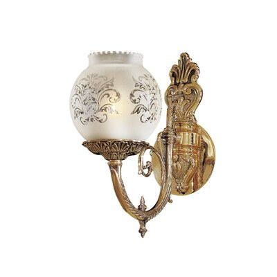Antique Brass Sconce | Wayfair