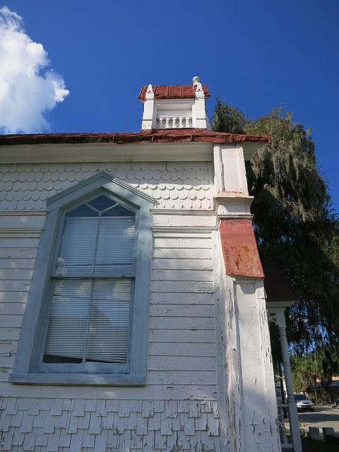 IMG_5712 2013-10-04 602 Carteret Street Beaufort SC former Berean Presbyterian Church former J. I. Washington Branch library now USC Beaufort Studio