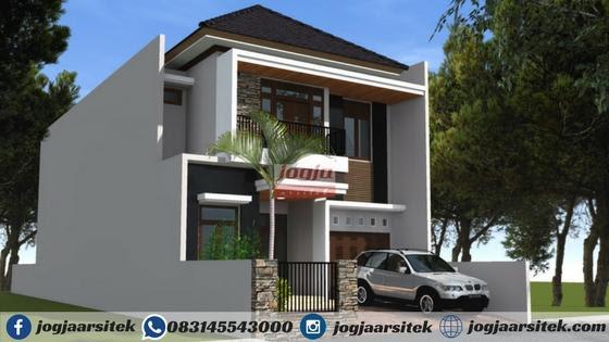 Desain Rumah Mewah Minimalis Yogyakarta