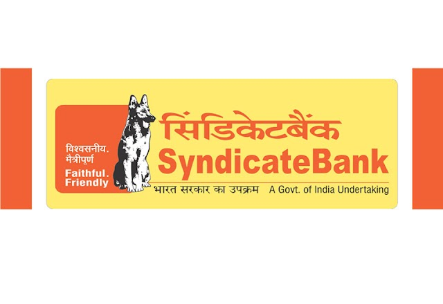 Syndicate Bank Recuritment 2019