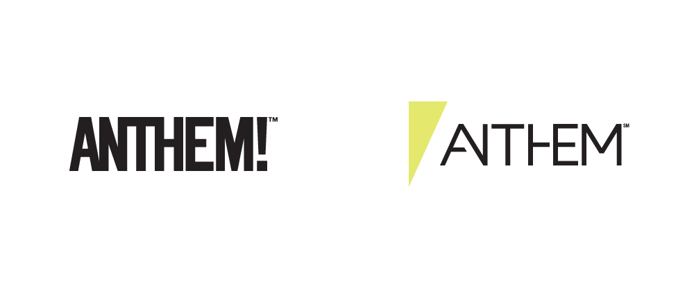 Brand New: New Logo for and by Anthem