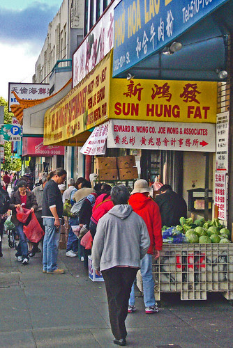 Shopping at Sun Hung Fat by Old Jingleballicks