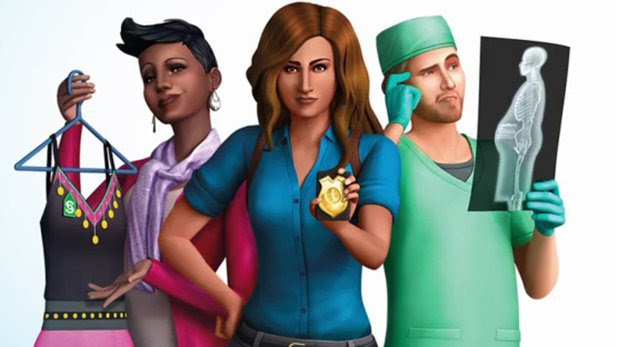 Die Sims 4 An Die Arbeit Test Review Game2gether