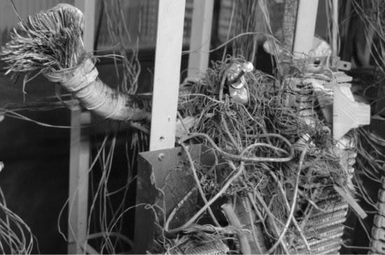 """""""Signometraje: Tentativa Artaud"""", 1974, cortesía Ronald Kay."""