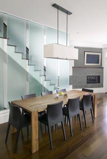 Feldman Architecture modern dining room