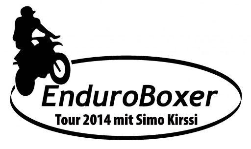 EnduroBoxer Tour mit Simo Kirssi 2014