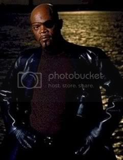 Samuel L. Jackson Vs Nick Fury