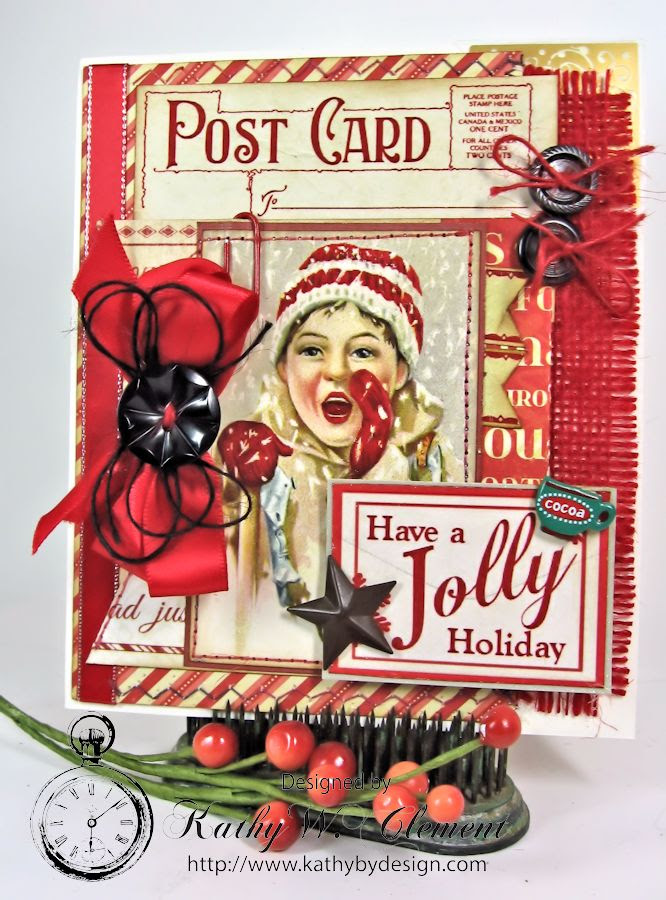 Kathy by Design/Let it Snow Creativity Kit