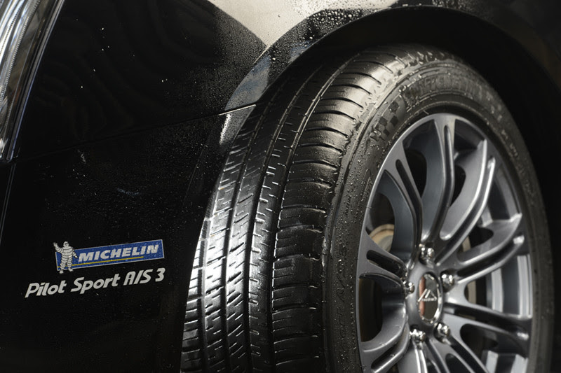 New Pilot Sport A S 3 Tire From Michelin Jaguar Forums Jaguar Enthusiasts Forum
