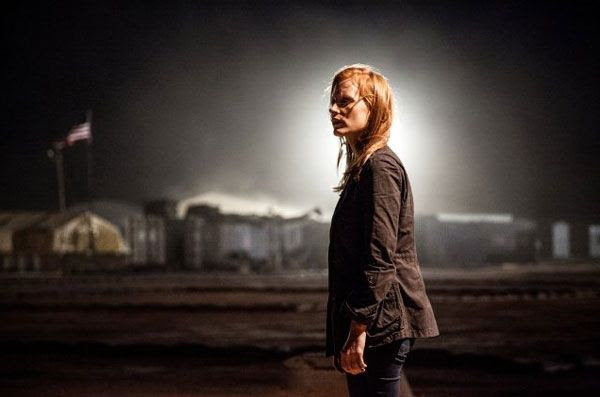 Who would be cool playing Lumiya in STAR WARS: EPISODE VII? Jessica Chastain from ZERO DARK THIRTY.