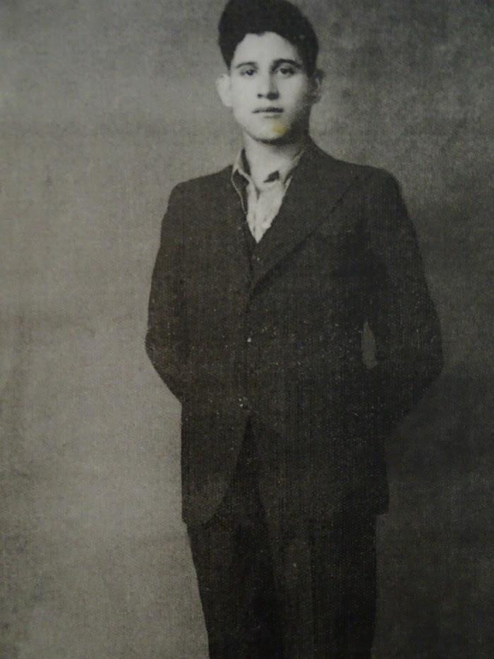 Ο Γ. Μακρυνάκης (Θέρισο), άλλο ένα θύμα των εκτελεστών του Πύργου.