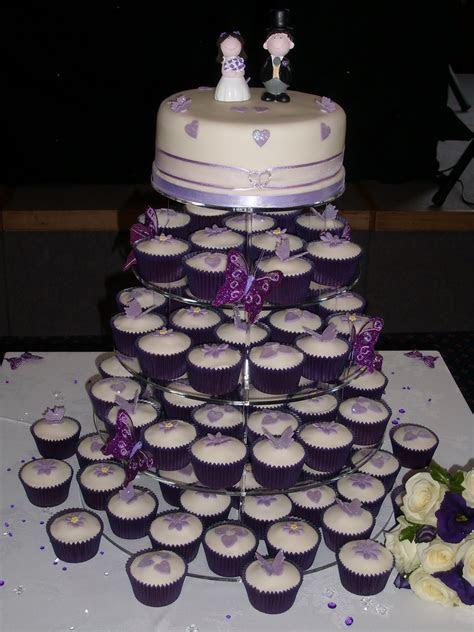 teeny cupcakes: Wedding Cakes